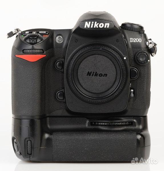 Продам nikon d200 с nikkor 18-70
