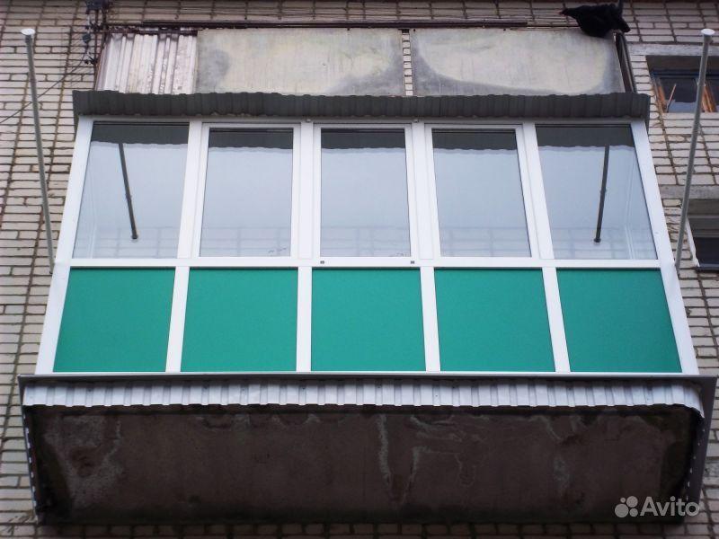 Остекление балкона ставрополь. - фото отчет - каталог статей.