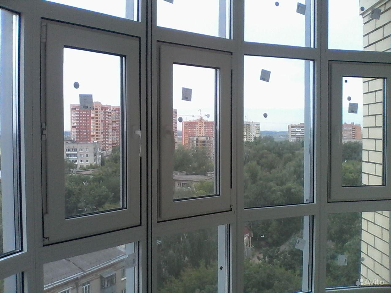 Балконы мкр 25а.