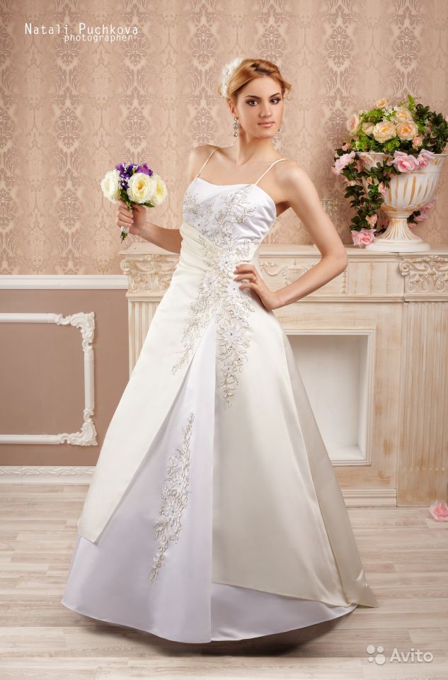 Свадебные платья больших размеров в спб