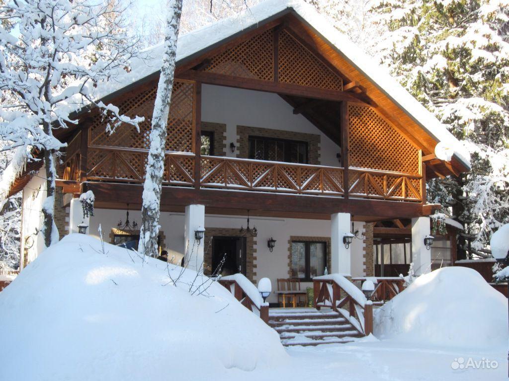 Продается кирпичный дом в Абрамцево
