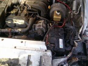 Контрактные двигатели Volkswagen Golf IV (1J1) 14 16V AHW