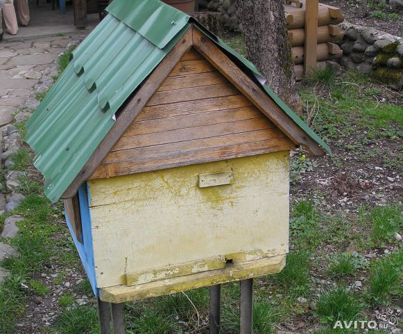 Как сделать зимовник для пчел