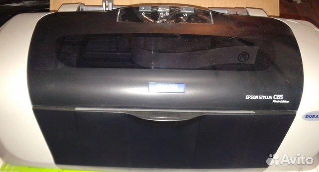 Epson Stylus C65 Photo Edition