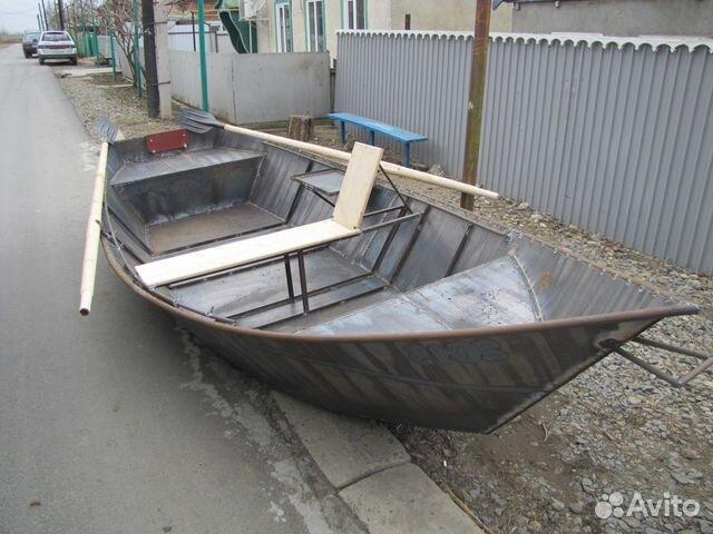 металл для изготовления лодки
