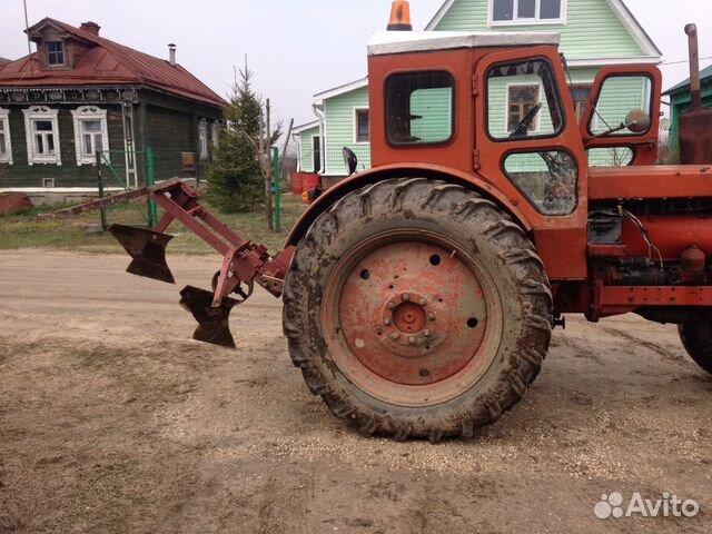 Плуг к трактору т-40