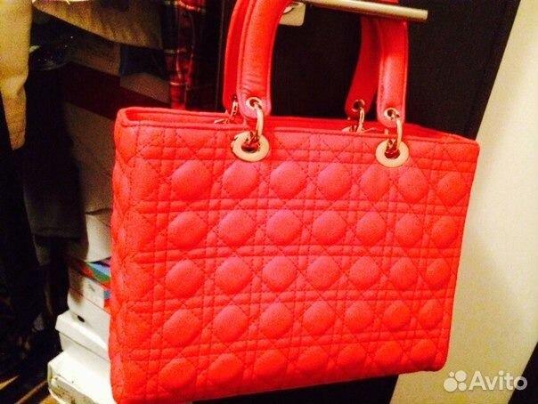 Сумка Dior Soft, в магазине Другой магазин на Шопоголик