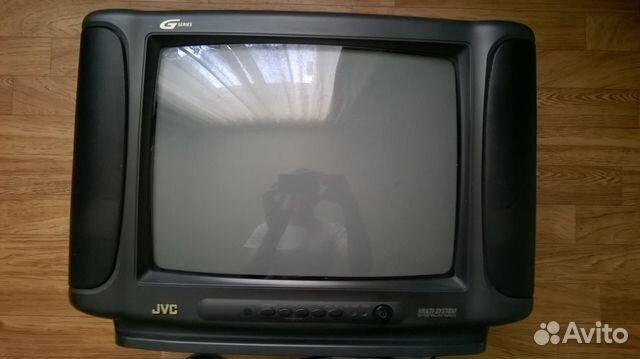 Телевизор JVC av-g14t (14-ти