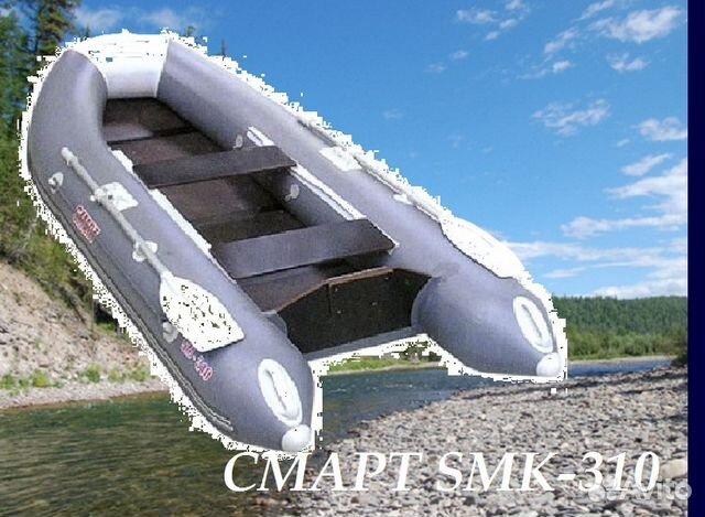 лодка пвх smart 310le