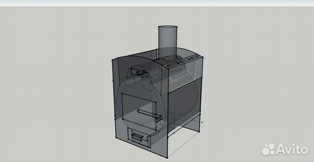 Печь для бани топи и мойся чертежи