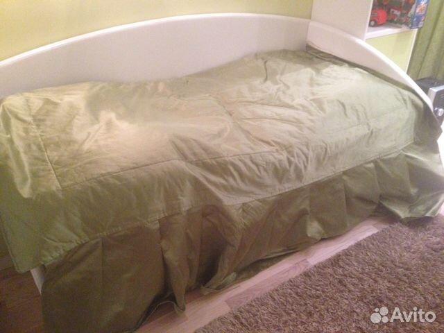 Сшить накидку для кровати 762