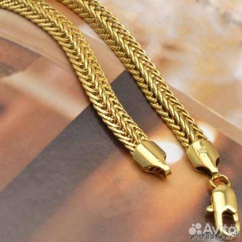 Фото самых красивых золотых цепочек