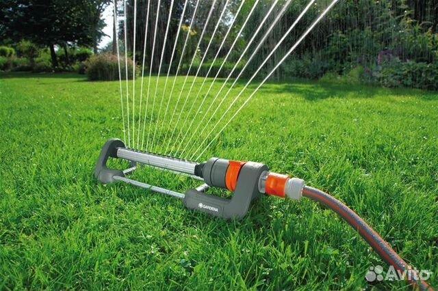 Форсунки для полива газона своими руками 52