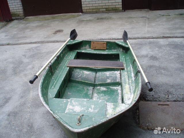 Лодка ерш своими руками 94