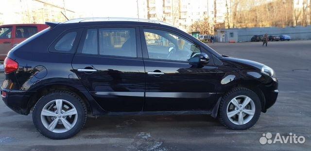 Рено Колеос (Renault Koleos) 2.0AT, 2011, внедорожник