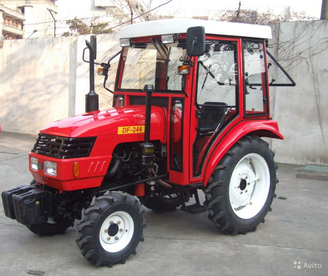 Трактора БУ и новые в Нижегородской области