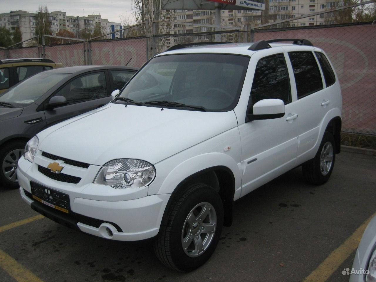 Chevrolet Niva, 2018