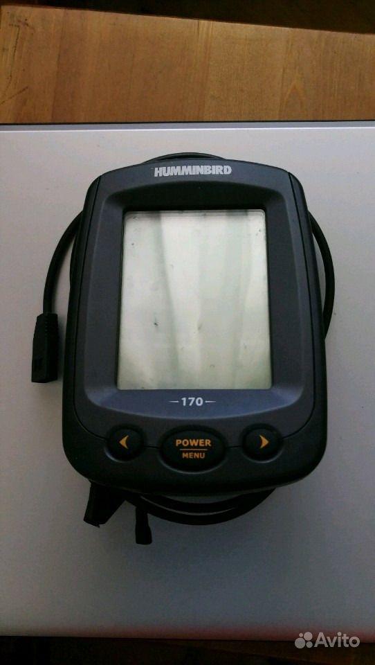 Humminbird PMAX 170