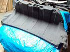 Обшивка крышки багажника Ланцер 9