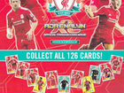 Panini Liverpool FC Adrenalyn XL 2011/2012 без LE