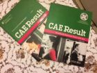 CAE Result Student's Book + Workbook+ cd-диск