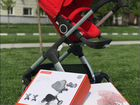 Stokke crusi 2in1 + Winter kit + Summer kit