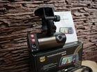Новый видеорегистратор 2 камеры CAR DVR W200