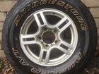 Bridgestone R16 245/70