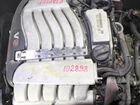 Двигатель volkswagen AZX Контрактная