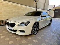 BMW 6 серия Gran Coupe 3.0AT, 2012, 125000км