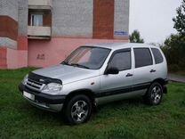 Chevrolet Niva, 2006 г., Пермь