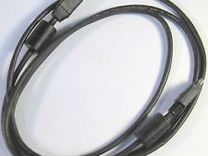 Firewire кабель 400 6pin-4pin iLink 1.8м ieee1394 — Товары для компьютера в Санкт-Петербурге