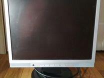 Монитор NEC AccuSync LCD73VM 17'' — Товары для компьютера в Воронеже