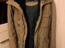 Куртка зимняя Pull and Bear — Одежда, обувь, аксессуары в Москве