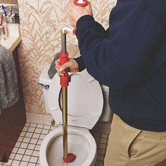 прочистка канализации под землей своими руками