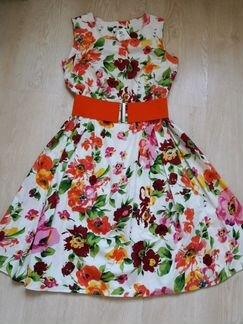 Платье новые р.52