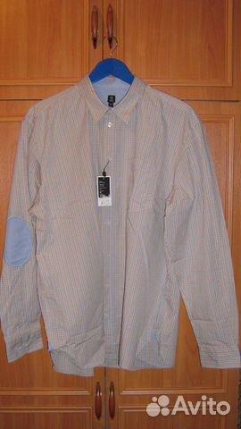 9c7cb6d5392 Новая мужская рубашка из финляндии - Личные вещи