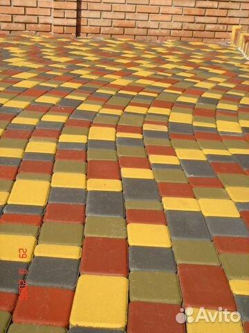 формы для тратуарной плитки лиски отдельных