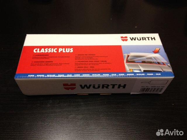 Wurth клей для стекол инструкция - фото 3