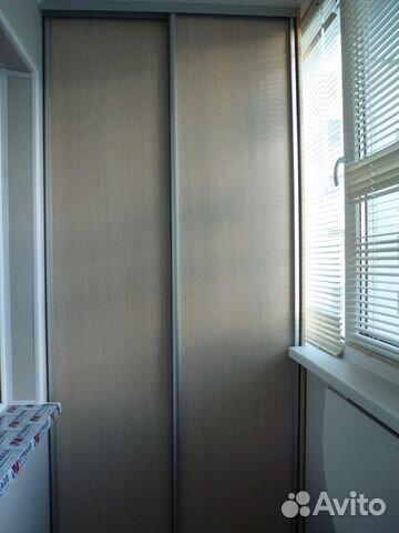 Шкаф купе на балкон купить в воронежской области на avito - .