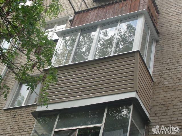 Услуги - остекление балконов и лоджий в воронежской области .