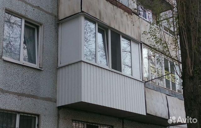 Услуги - балконы от простых до сложных под ключ в ростовской.