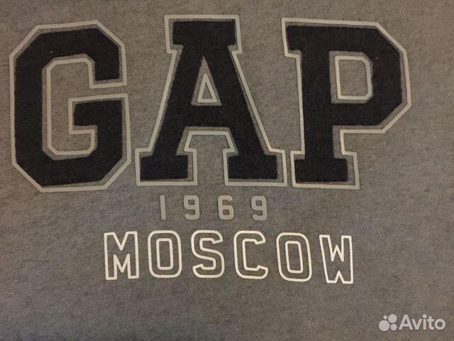 78195ede Толстовка GAP серая купить в Москве на Avito — Объявления на сайте Авито