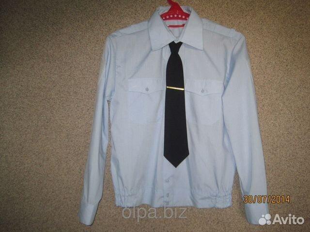 Белые рубашки полиции