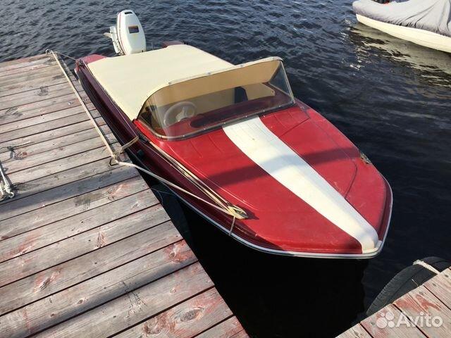 лодка игла под мотор