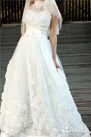 Авито свадебное платье псков