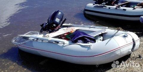 моторная ладья badger 340