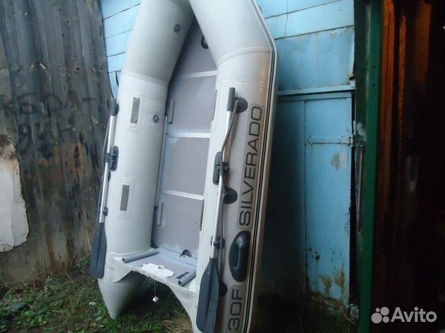 лодки сильверадо на авито