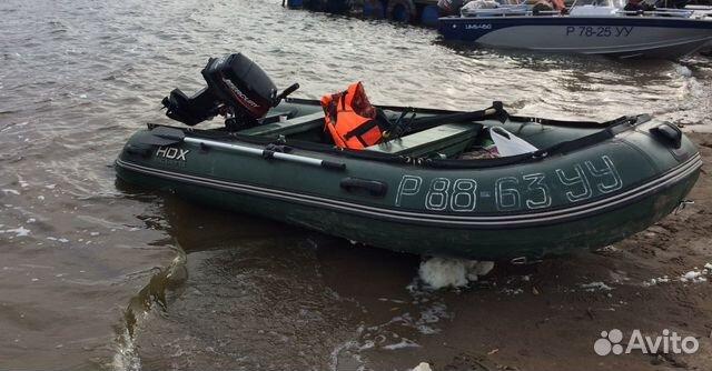 лодка поливинилхлоридный  oxygen 370