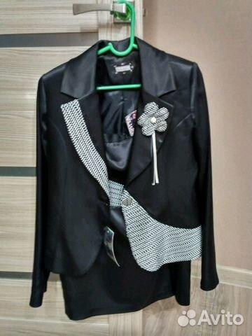 Новый костюм атласный 89044771948 купить 1